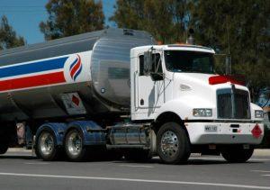 tanker truck accident ST. Louis