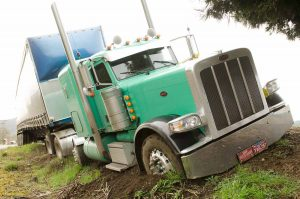Injuries from a serious truck accident