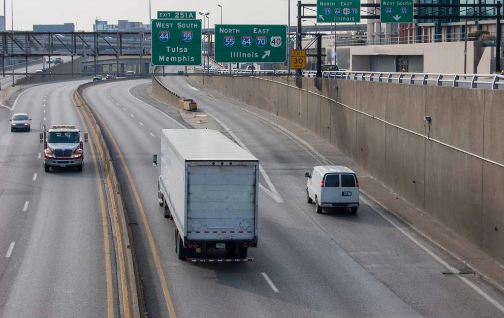 Truck Accident Lawyer in St. Louis